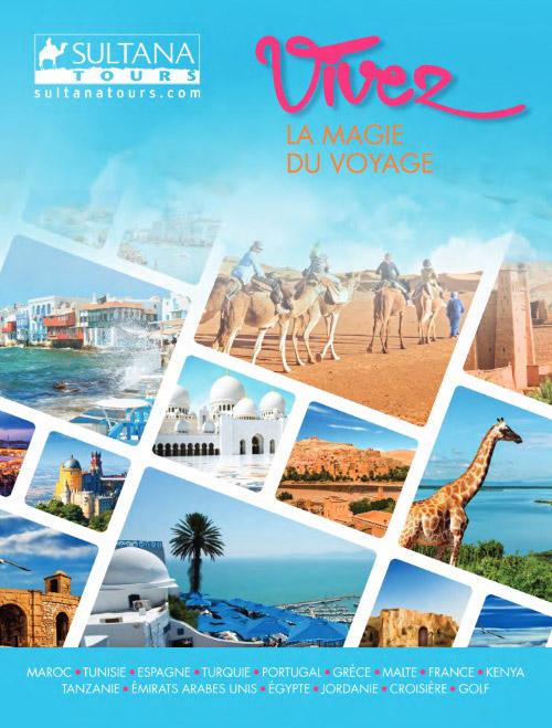 brochure Vivez la magie du voyage!