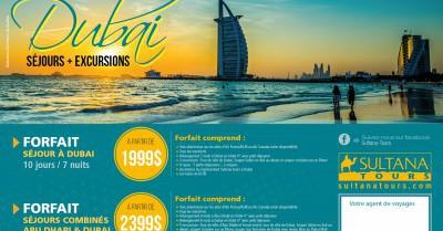 Dubai stays + excursions - Promotions Autumn 2016 winter 2017