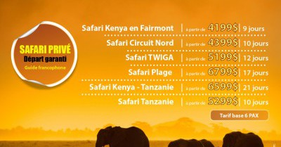 Kenya - Tanzania - Private safari