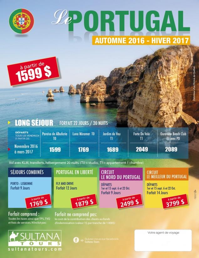 Le Portugal - Automne 2016 - Hiver 2017