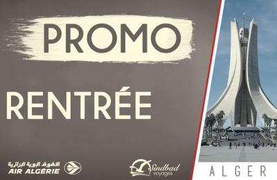 Promo Air Algérie - Alger pour 720!!!