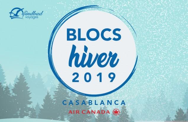 Promo Vacances d'hiver - Air Canada Direct pour Casa